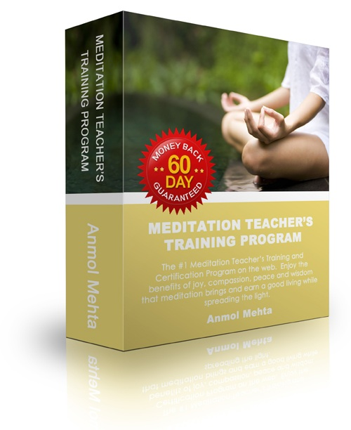 meditation certification program image
