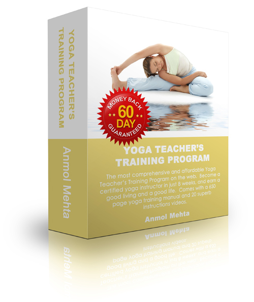 yoga certification program image
