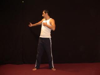 Easy Yoga Twist - Right