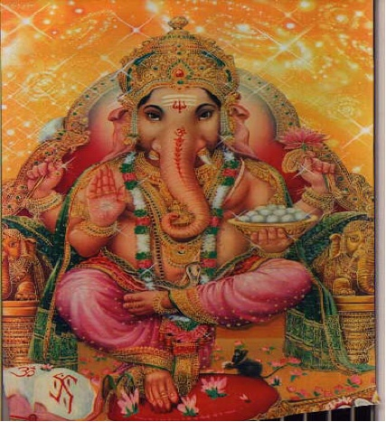 Lord Ganesh Picture